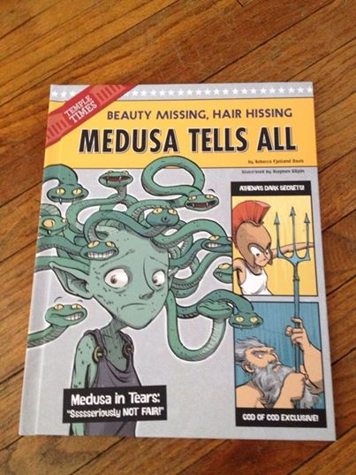 Medusa Tells All: Beauty Missing, Hair Hissing