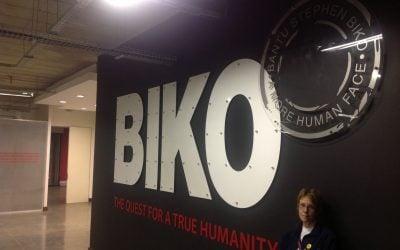Steve Biko's Ghost