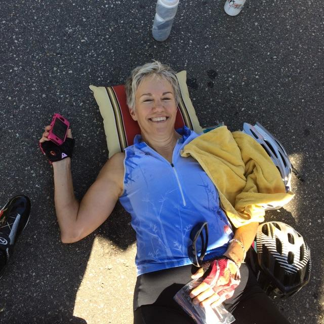 Thoughts on crashing and riding again