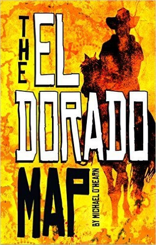The El Dorado Map by Michael O