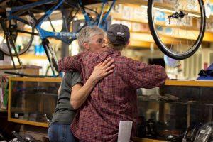 steph&Becky bikes shop