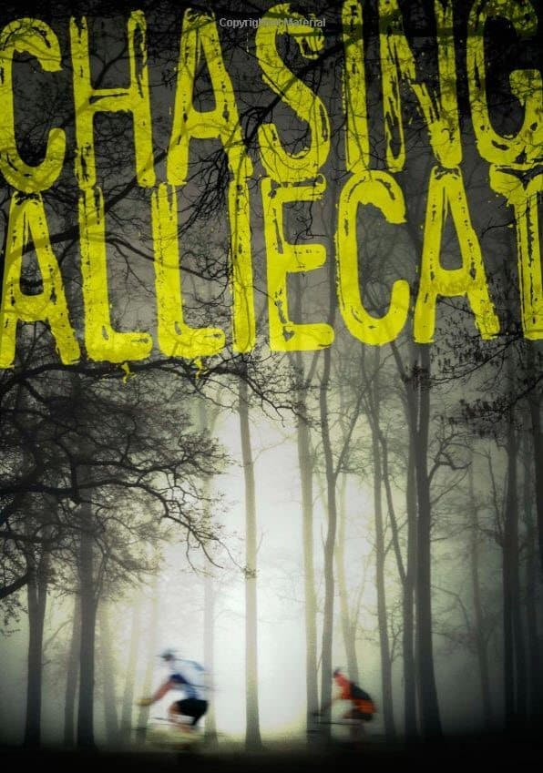 Chasing Alliecat Book Cover