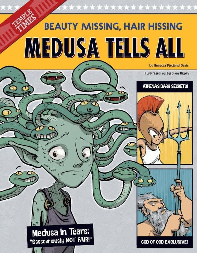Medusa Tells All Book Cover