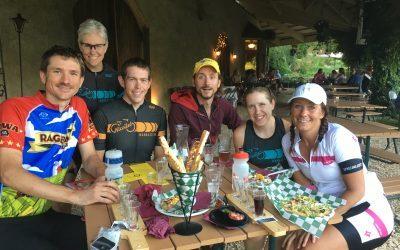 Nicollet Bike Gravel Ride to Morgan Creek Vineyard