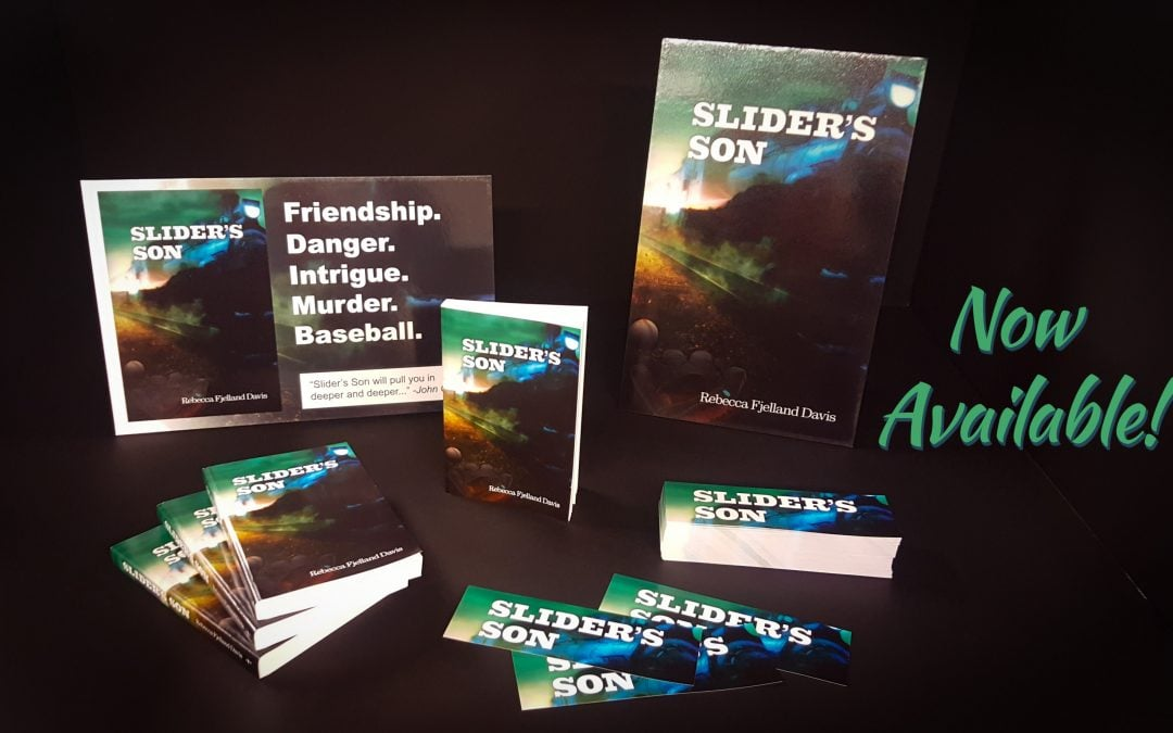 Slider's Son Video Book Trailer